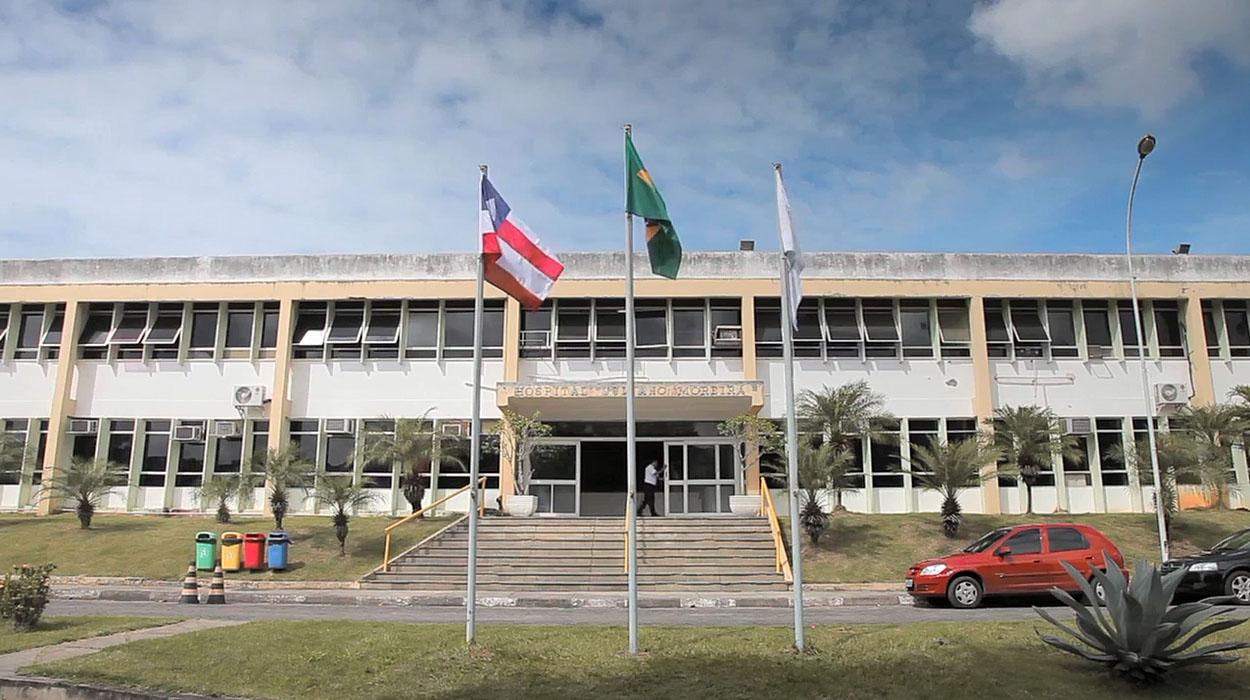 Resultado de imagem para hospital juliano moreira salvador bahia